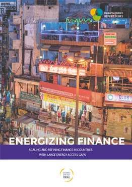 Energizing Finance