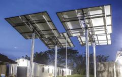 Sustainable Off-Grid Solar