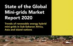 Mini-grids report cover