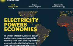 Electrifying Economies website