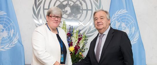 UNSG and SRSG