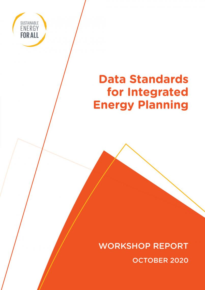 Data standards cover
